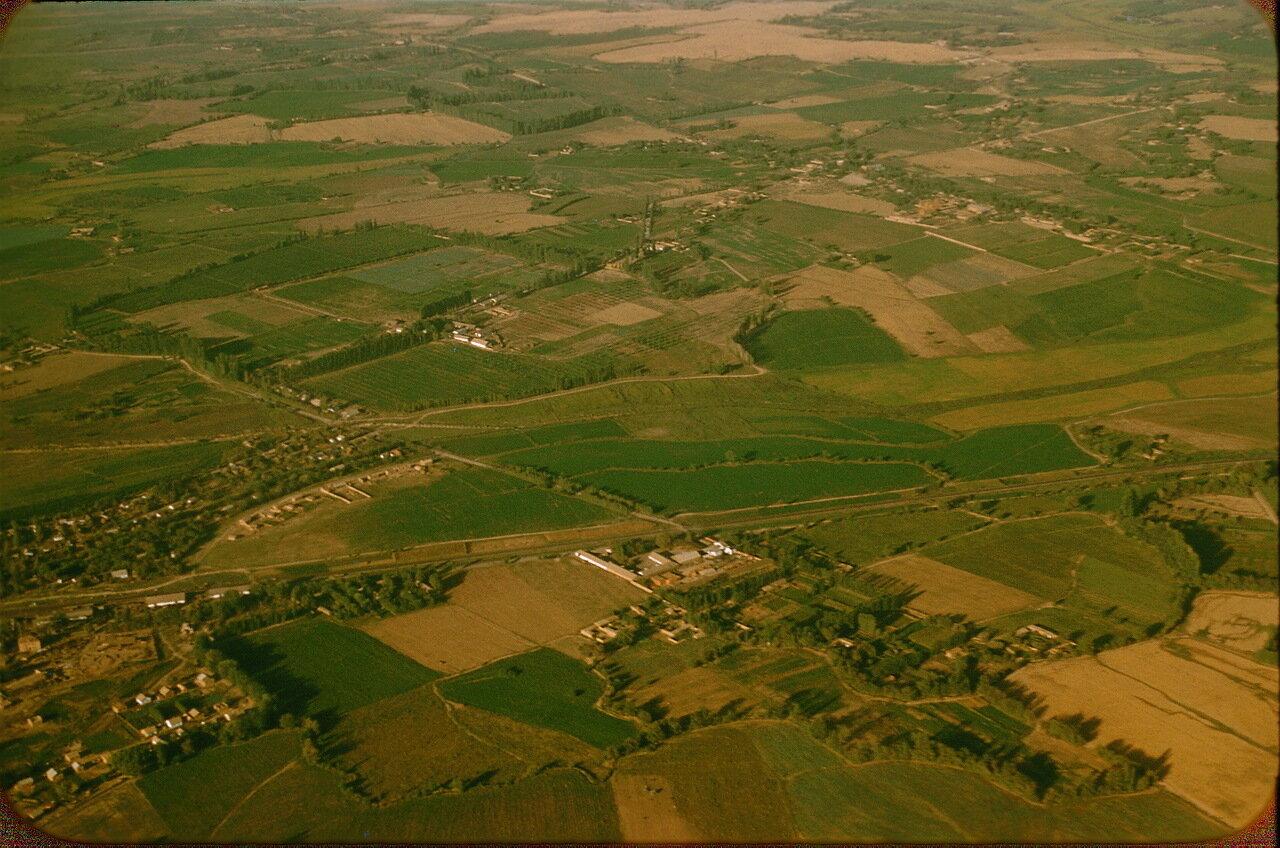 33.Сельская местность недалеко от Ташкента
