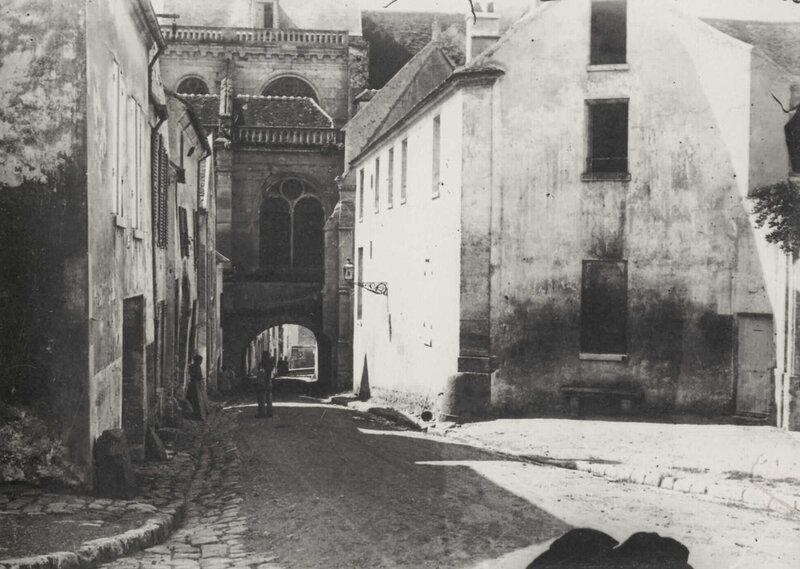 Рю Галанд в Триель-Сюр-Сена