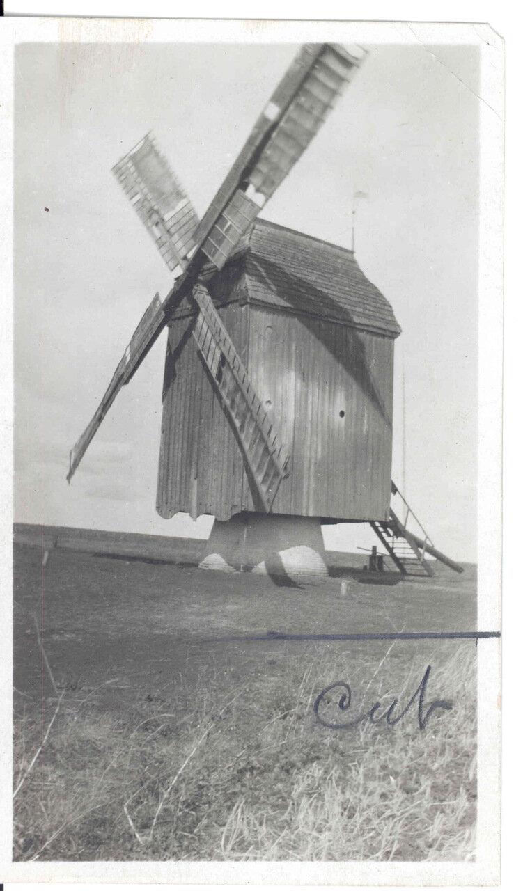 Голландская мельница в России