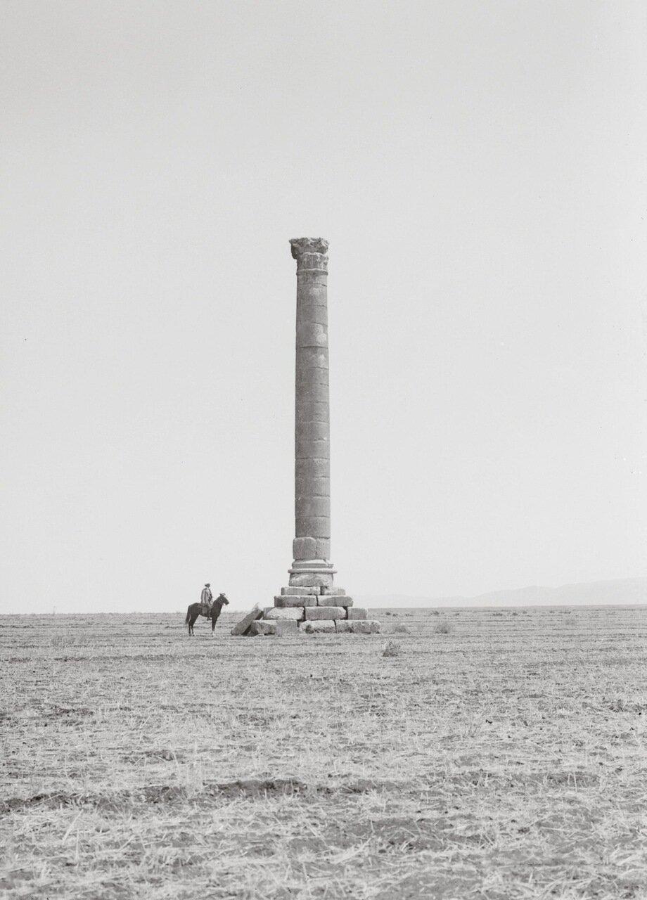 Колонна Йаат. Ливан. 1900-1920 гг.