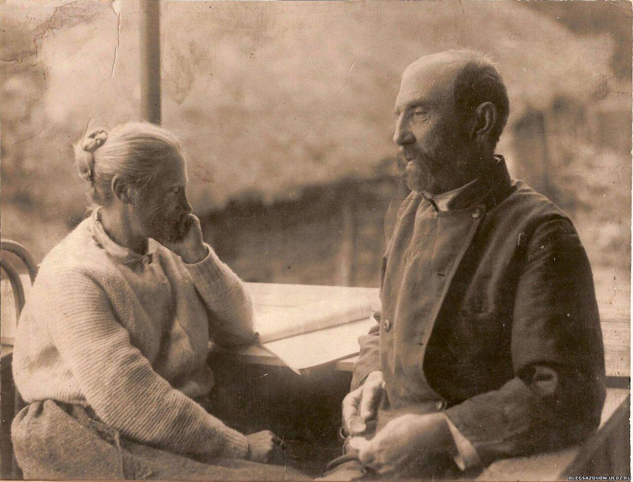 И.В.Мичурин 1926г.