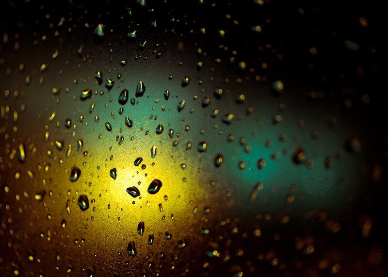 Первый дождь