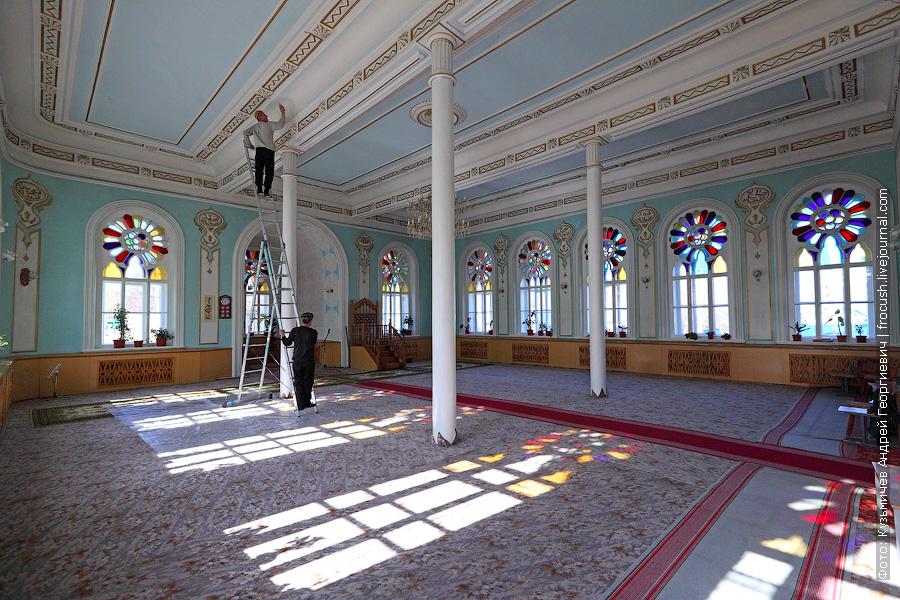 Казань. Азимовская мечеть
