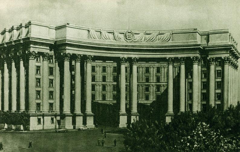Будинок Київських обласних організацій