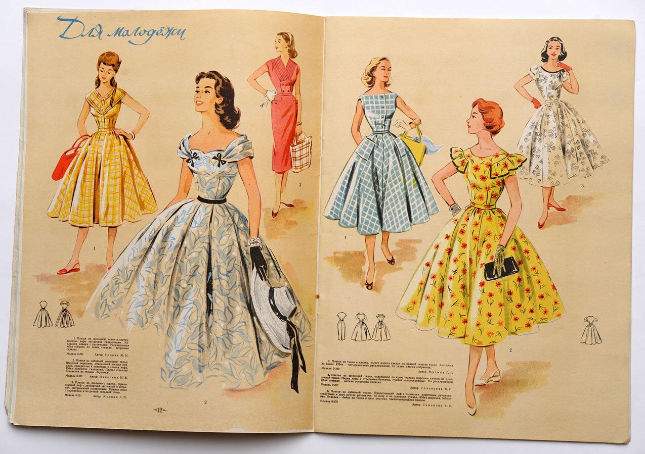 Женская одежда из ссср