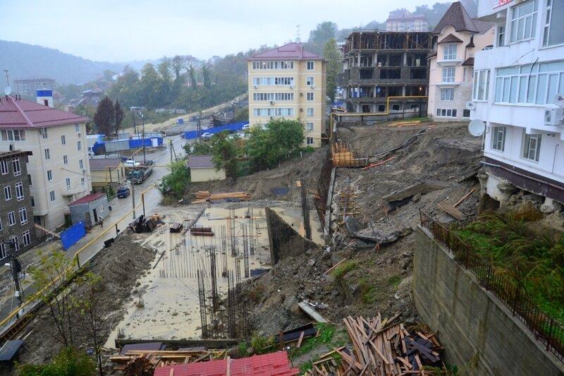 Вот так строят в Сочи