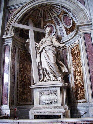 Святая Равноапостольная царица Елена Ватикан фото