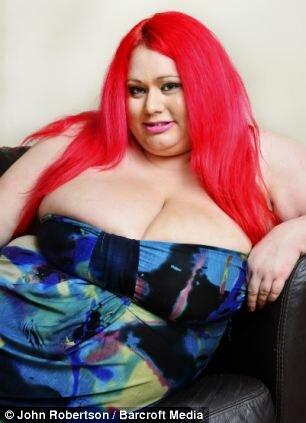 её огромные груди