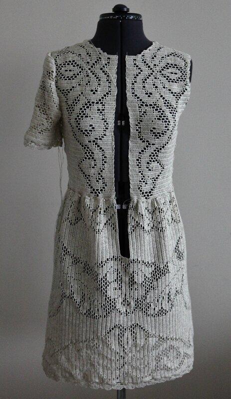 Платье сухоцвет от валентино схема