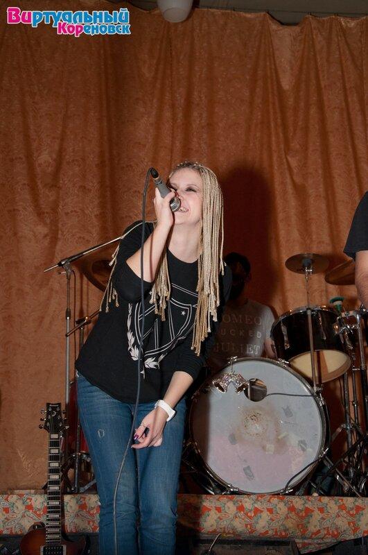 Рок-концерт 17 февраля 2013 года в ДК пос.Мирный.