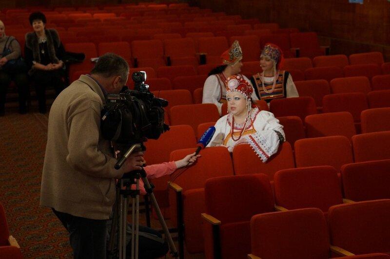 Съёмочная группа телеканала