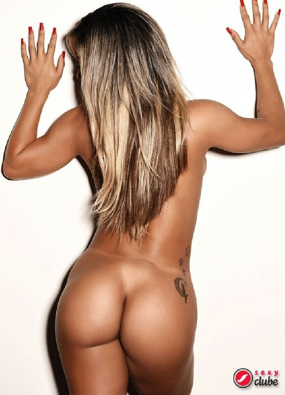 Veronica Araujo Sexy July 2015 Brazil
