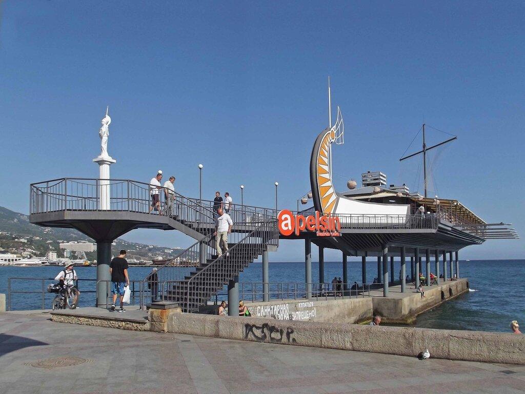 Ялта, Крым, города Украины