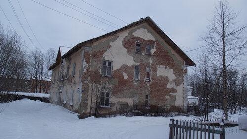 Фотография Инты №2800  Северо-западный угол Коммунистической 6 31.01.2013_13:27