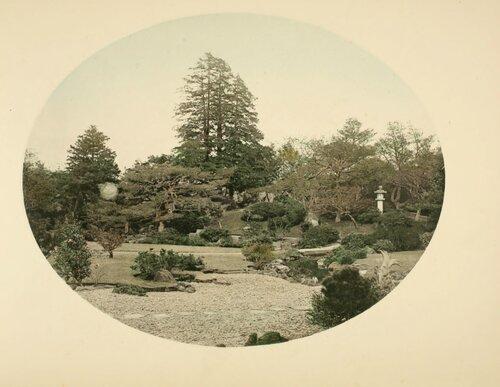 A model Japanese villa