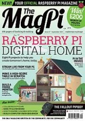 Журнал The MagPi - Issue 37