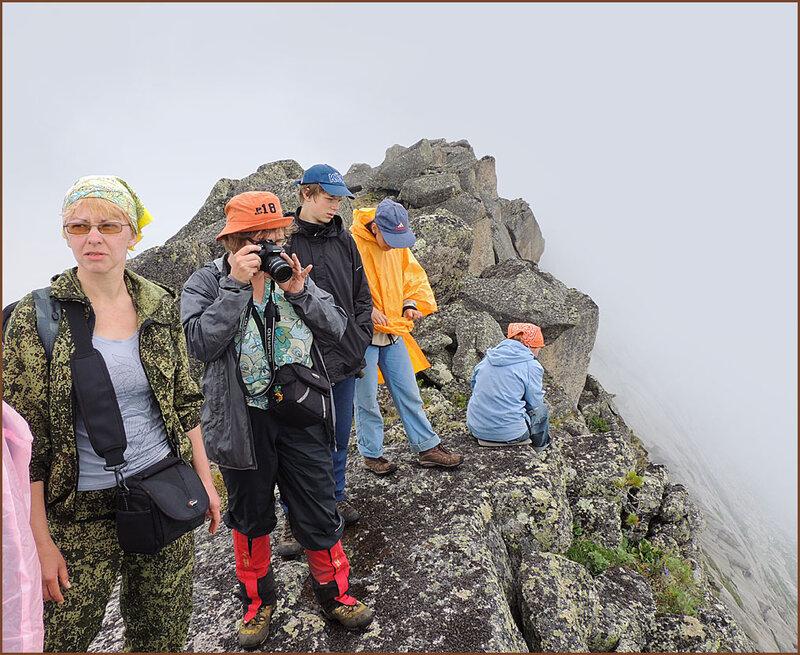 Яндекс-фотографы на высоте