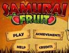 Фрукты против самурая игра для winx ланд