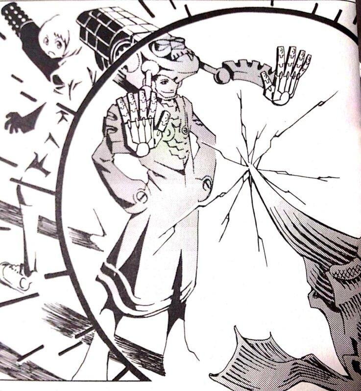 Nobunagun, манга 2011, Ода Нобунага, аниме 2013, бредятина