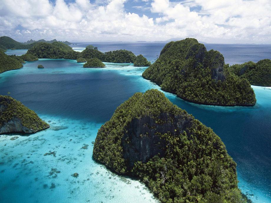 Острова Раджа Ампат (Raja Ampat) Индонезия