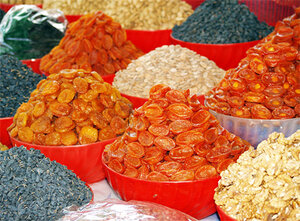 20 тонн сухофруктов не пропустили в Приморье из Кореи