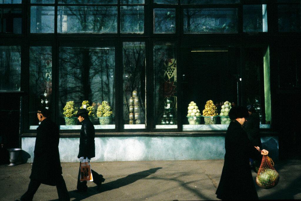 08. Торговая улица Хабаровска