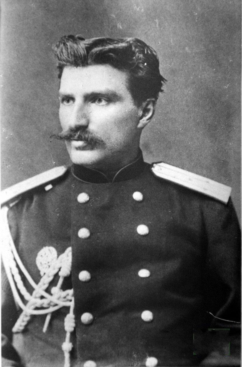 Николай Михайлович Пржевальский. 1876 год