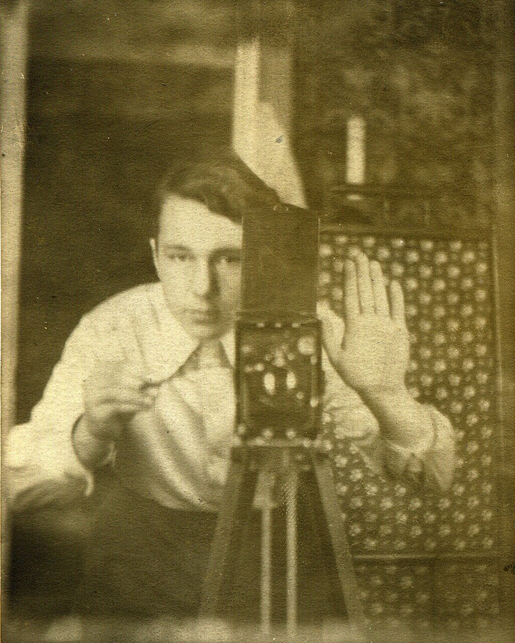 1940г. Автопортрет
