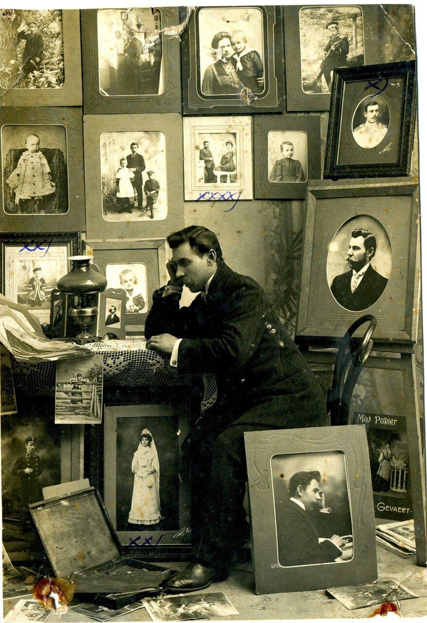Дмитрий Иванович Миллер, местный фотограф