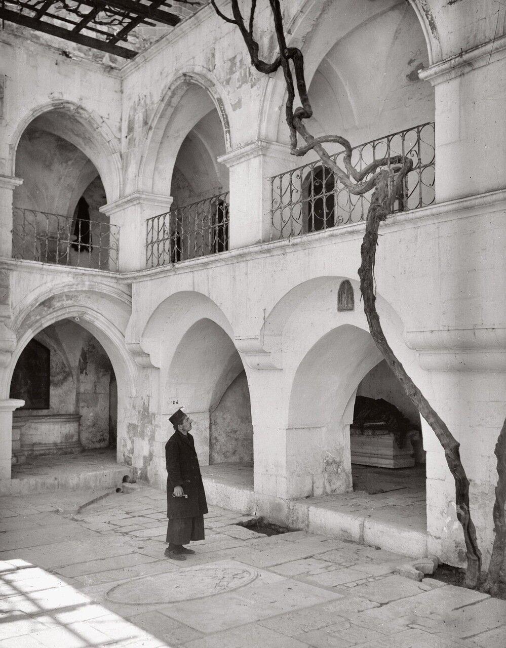 Дом Каиафы. Иерусалим. 1900-1920