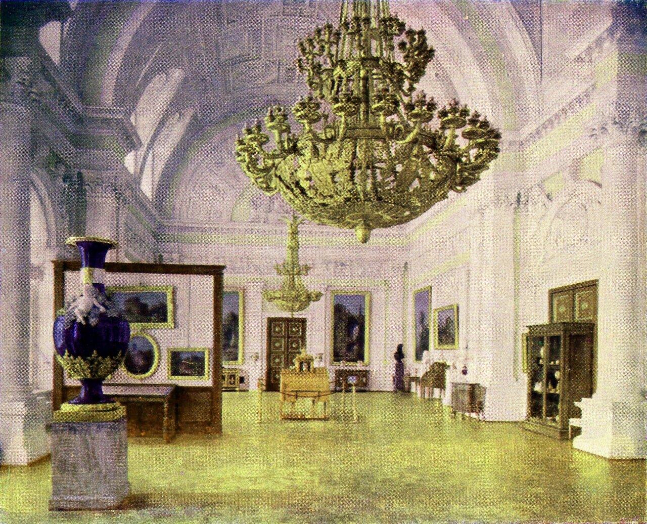 Белый зал Зимнего дворца