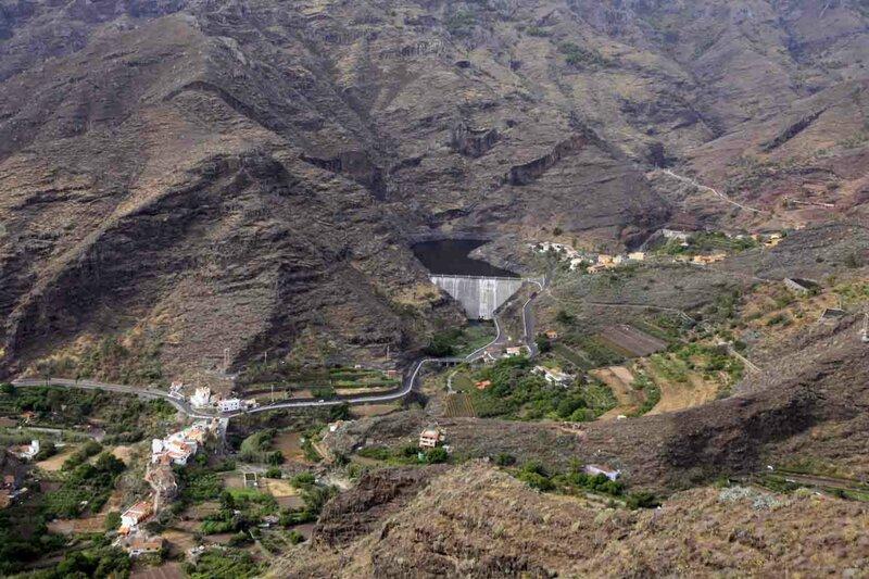 Константин Шульга, Тенерифе, вид с кратера
