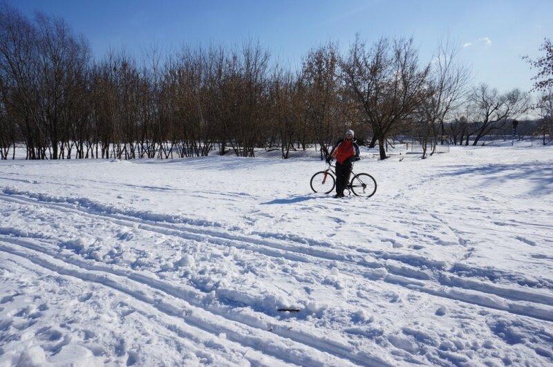 Велосипедный сезон 2013 открыт!