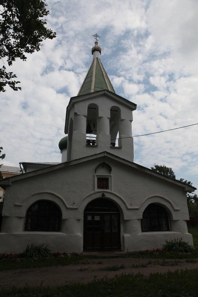 Псков - Подворье Спасо-Елеазаровского монастыря