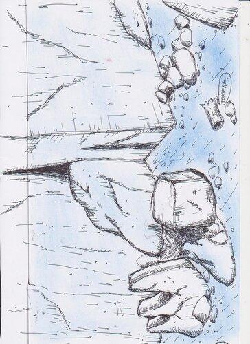 Лабиринты и расщелины мыса Айя (до 26м)