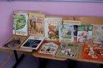 Была представлена выставка книг С.В. Михалкова.