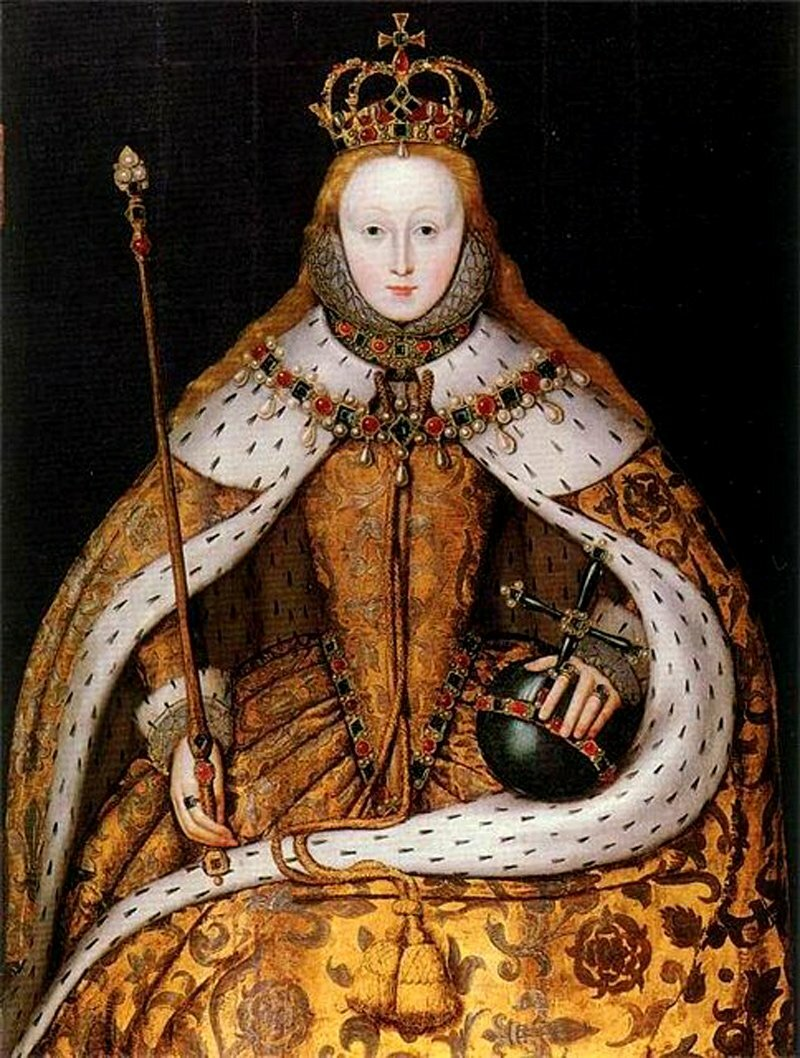 the queen of england elizabeth i Elizabeth i of england (7 september 1533 – 24 march 1603) was the queen of england and ireland she was queen from 17 november 1558 until she died in march 1603 she was the daughter of king henry viii of england and anne boleyn, his second wife.