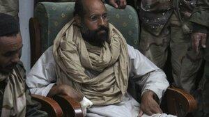 Сына Муамара Каддафи приговорили к расстрелу
