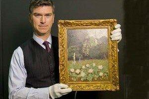Картину Матисса нашли спустя четверть века