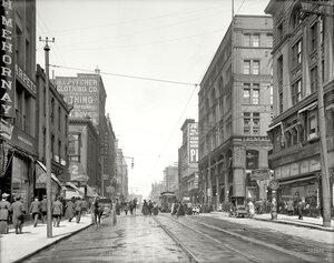 США 1920-х годов - высококачественное фото с хорошим разрешением