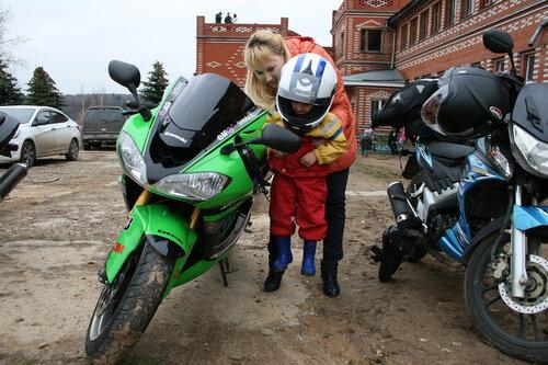 волонтёры Даниловцы в Незнайке