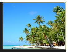 Французская Полинезия. Bora Bora on a sunny day. Фото wilar - shutterstock