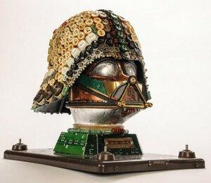 Знакомьтесь: шлем Дарта Вейдера