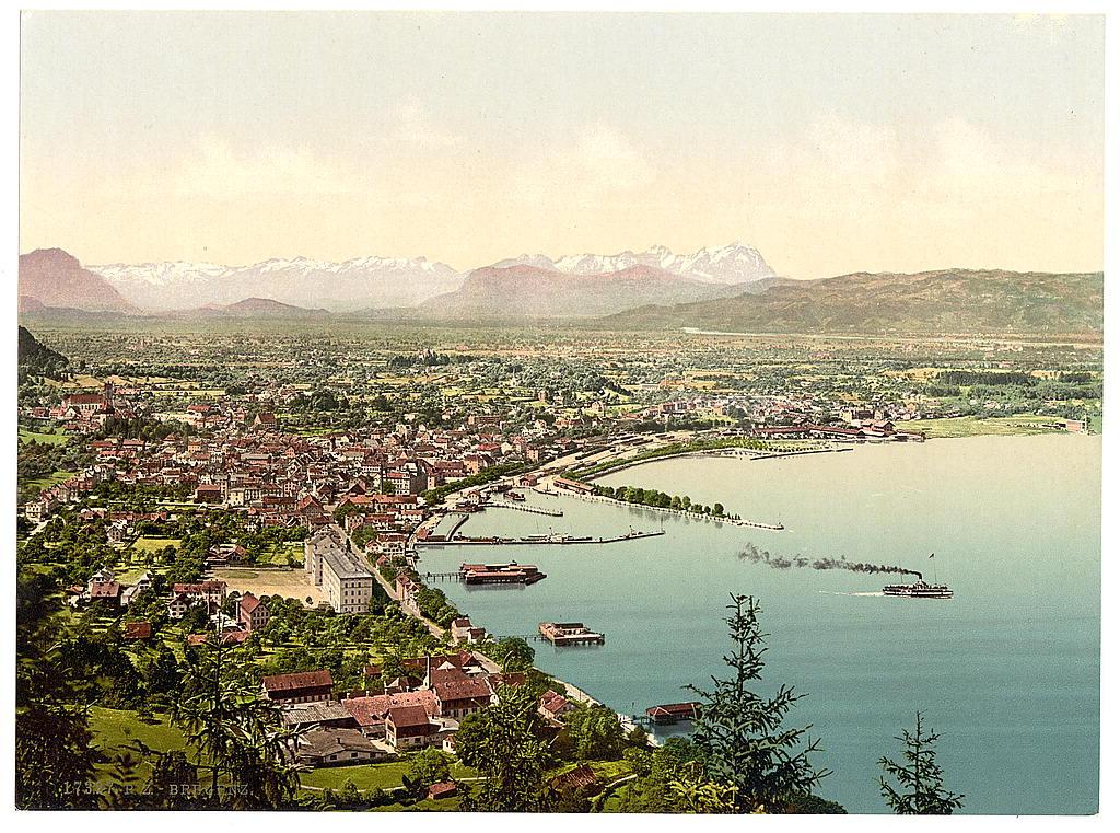 Австрия. Тироль 1890 - 1900 гг 0_80aeb_212f276b_orig