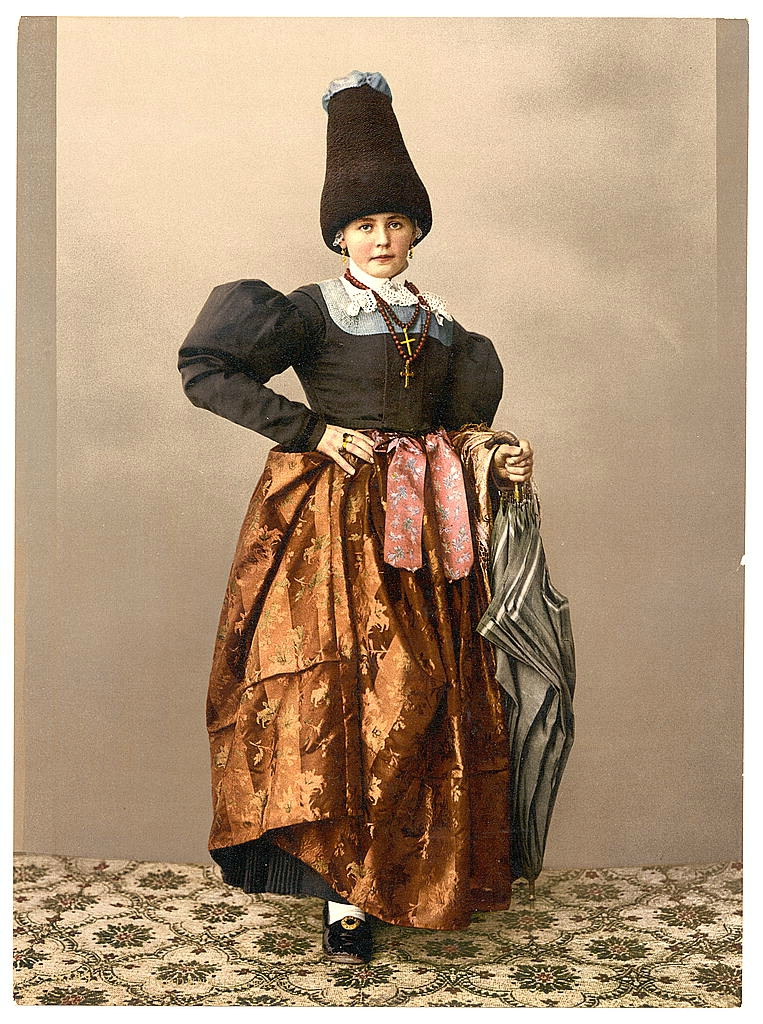 Австрия. Тироль 1890 - 1900 гг 0_80af6_1e0bd809_orig