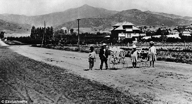 Голливуд: 100 лет назад и сегодня. Фотографии