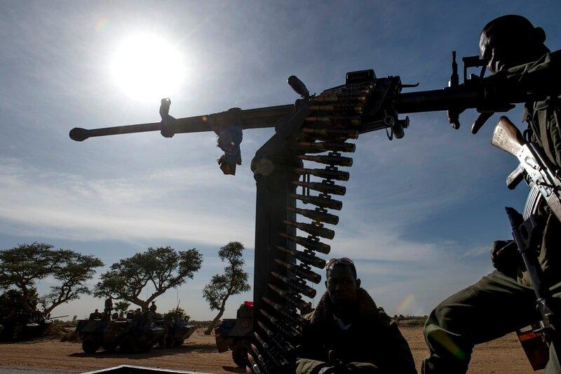 Operation SERVAL au Mali