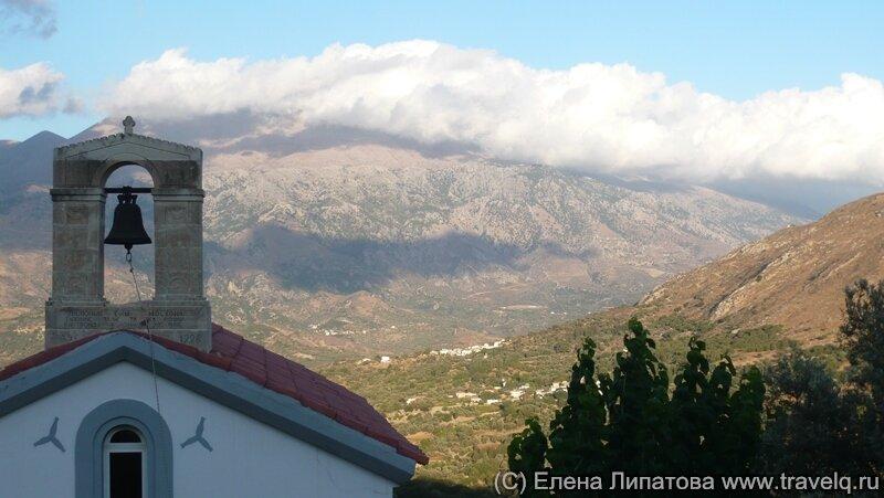 Юг Крита