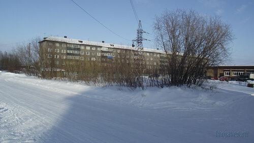 Фото города Инта №3668  Северная 1 и Мира 30а 19.02.2013_12:22
