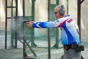 Тренажеры для тренировки стабилизации впрактической стрельбе (изпистолета)